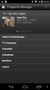 Programm Manager- screenshot thumbnail