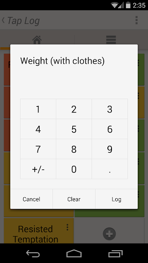 【免費生產應用App】Tap Log (Free Demo)-APP點子