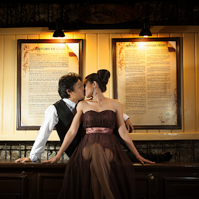 IAN & TINE by Ariel Salupan - People Couples (  )