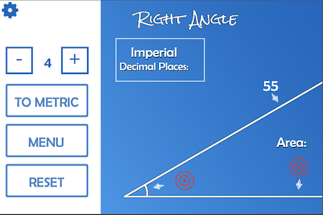 Trigonometry Calculator - screenshot thumbnail