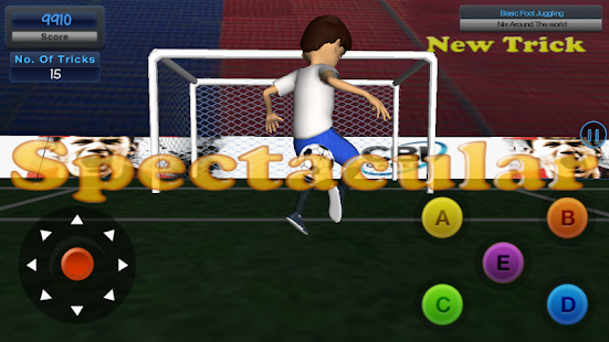 Just4Kicks HD- screenshot thumbnail