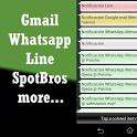 V4N - Whatsapp Telegram icon