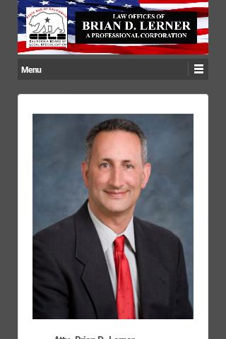 Attorney Brian D. Lerner