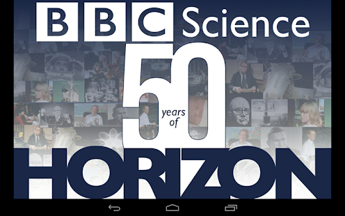BBC 50 Years of Horizon - screenshot thumbnail
