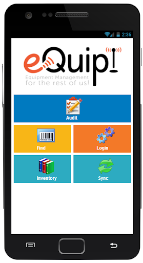 eQuip Mobile Asset Manager
