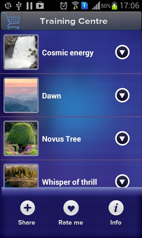 Social BrainGym - screenshot