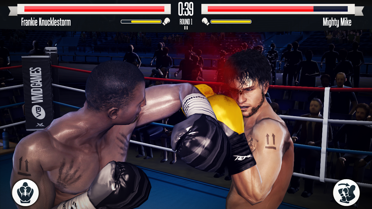Real Boxing™ - screenshot