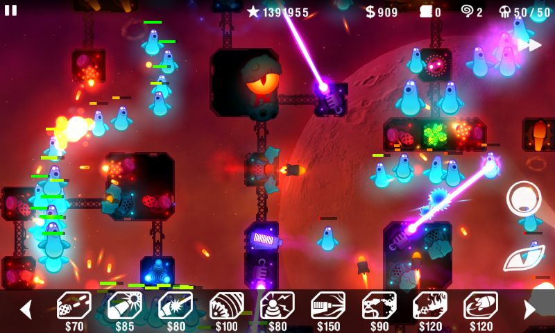 Radiant Defense screenshot #3