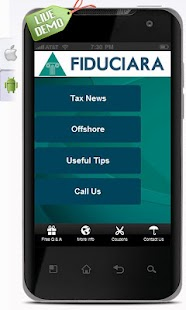 Fiduciara Offshore - screenshot thumbnail