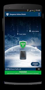 Steganos Online Shield VPN- screenshot thumbnail