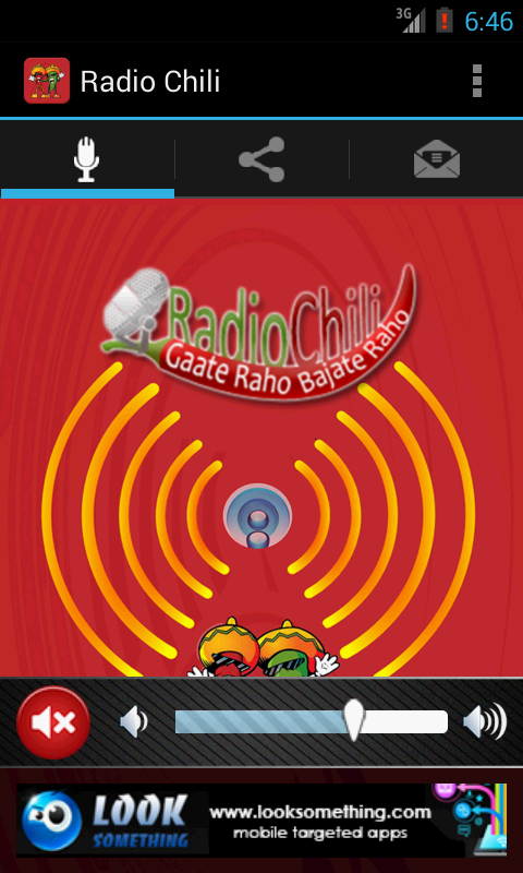 Radio Chili - screenshot
