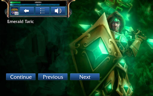 LoL Champion Quiz - screenshot thumbnail