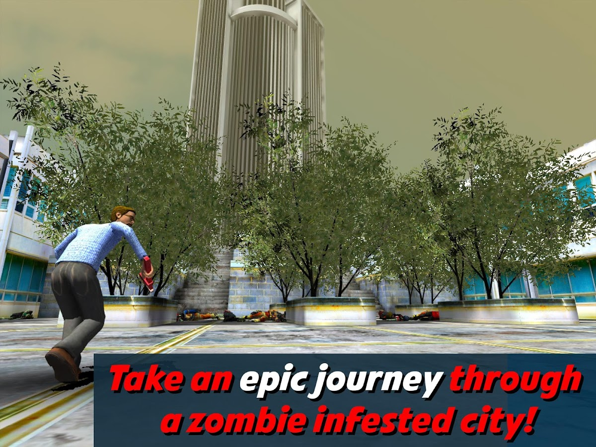 Because Zombies Lite - screenshot