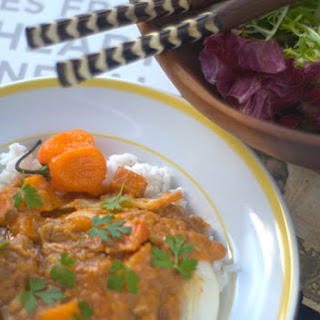 Mafe | Senegalese Lamb Stew Recipe