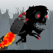 Zombie Never Stops - Jetpack