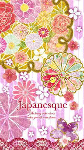Japanesque -2- ライブ壁紙