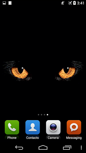 Wild Eyes Live Wallpaper