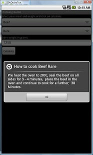 Roast Meat Cooking Guide- screenshot thumbnail