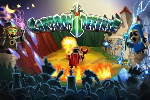 Cartoon Defense 2 APK screenshot thumbnail 1