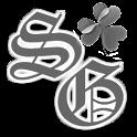 GOLauncherEx Theme SkullGray logo