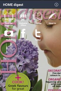 Home Digest Screenshot Thumbnail
