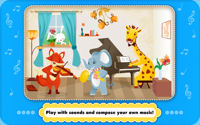 Animal Piano Toy: Kids Puzzle - screenshot