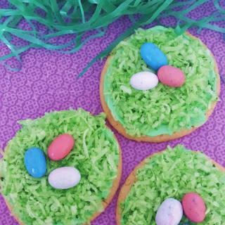 Kid Friendly Easter Sugar Cookies