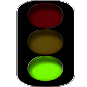 Battery Traffic Light