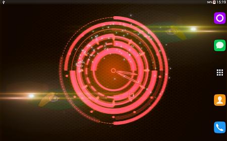Mystic Halo Clock 1.286.13.82 screenshot 2092500