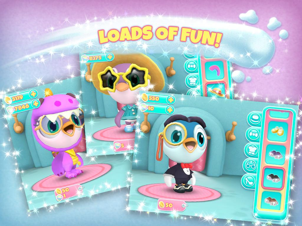 play penguin diner 3