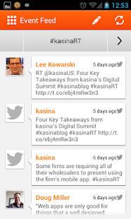 kasina Events - screenshot thumbnail