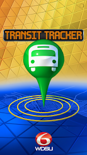 WDSU Transit Tracker- screenshot thumbnail
