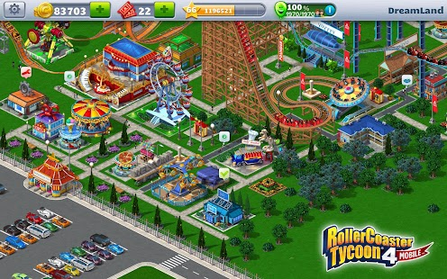 RollerCoaster Tycoon® 4 Mobile Screenshot 39