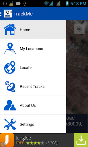 TrackMe - GPS Tracking
