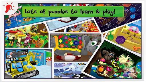 教育必備APP下載|Puzzingo Kids Puzzles (Pro) 好玩app不花錢|綠色工廠好玩App