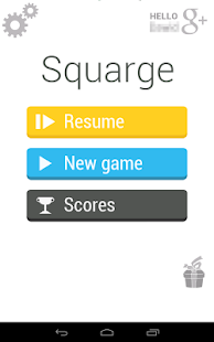 Squarge Free - screenshot thumbnail