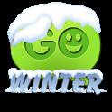 Winter theme Go SMS Pro icon