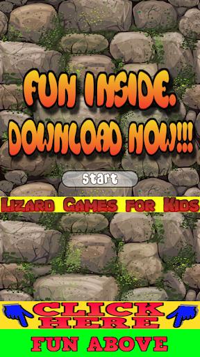 Lizard Games for Kids