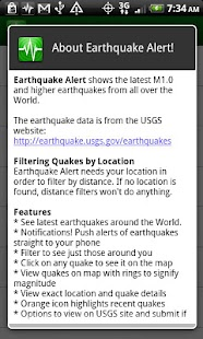 Earthquake Alert! - screenshot thumbnail