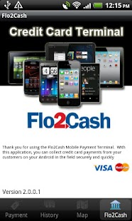 Flo2Cash Payment Terminal - screenshot thumbnail