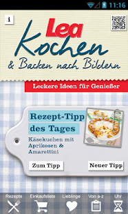 Lea Rezepte - screenshot thumbnail