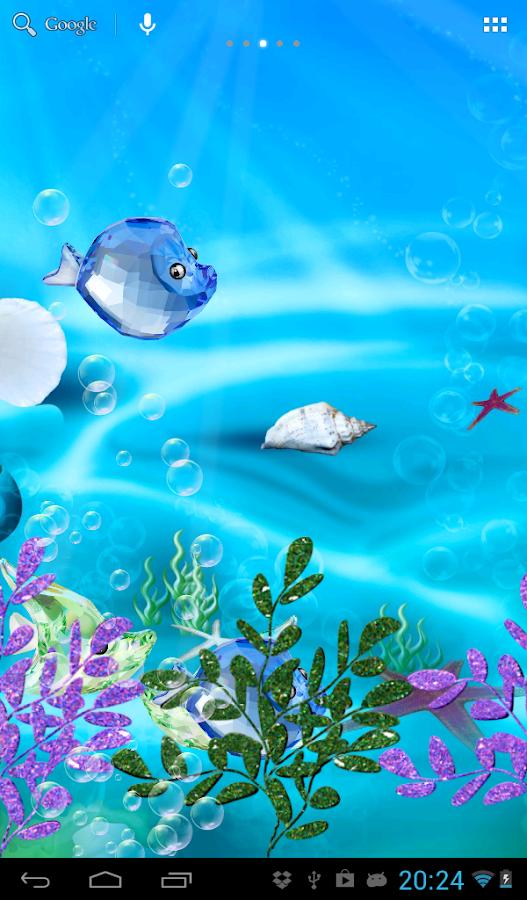crystal fish aquarium - photo #11