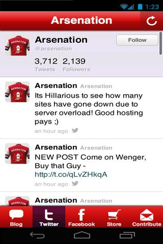 Arsenation- screenshot
