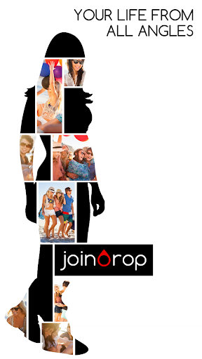 Joindrop - easy group albums
