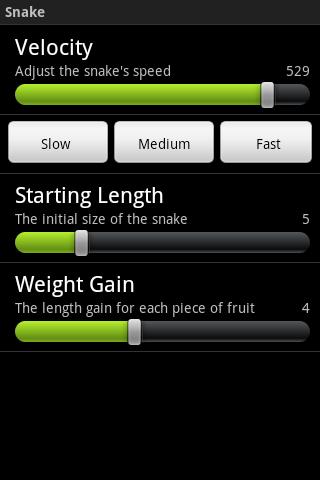 G - Snake- screenshot