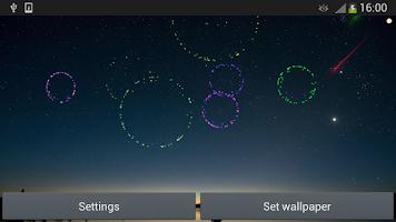 Screenshot of Meteor Shower FireWorks