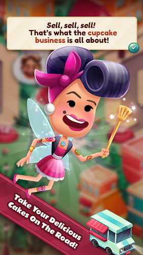 Cupcake Carnival Mod v1.6.3.12 (Unlimited Coins) APK - screenshot