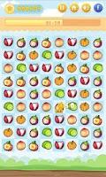 Screenshot of Fruits Line