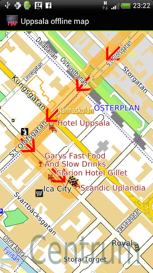 how to download offline maps dji go 4