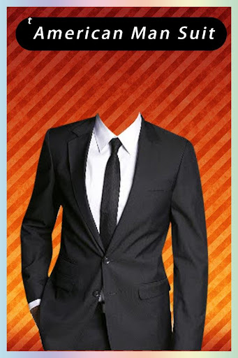 American Man Suit Fashion